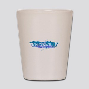 Knoxville Design Shot Glass