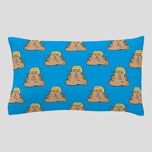 poo donald trump Pillow Case