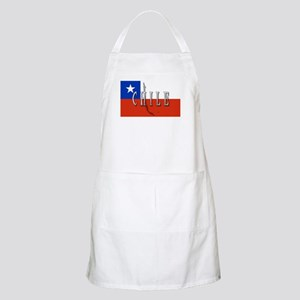 Chile Flag Extra BBQ Apron