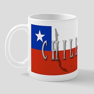 Chile Flag Extra Mug
