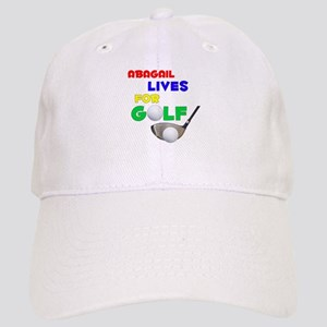 Abagail Lives for Golf - Cap