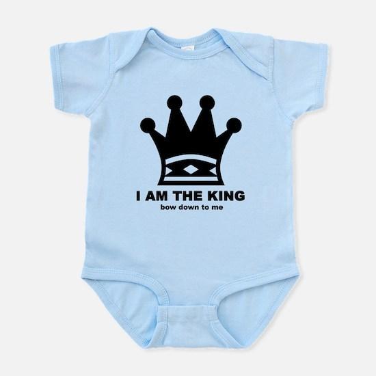 KING - Infant Bodysuit