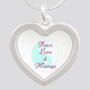 Peace, Love and Massage Necklaces
