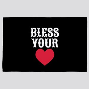 Bless Your Heart 4' x 6' Rug