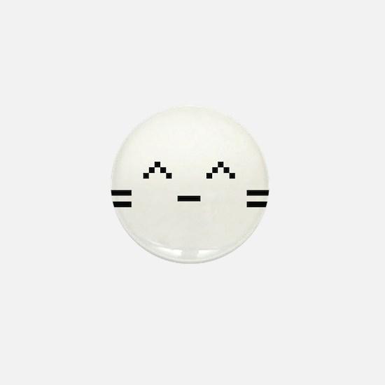 Happy Cat Mini Button
