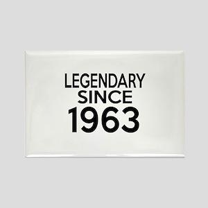 Legendary Since 1963 Rectangle Magnet