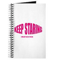 Keep Staring Journal