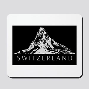 Swiss foil Mousepad