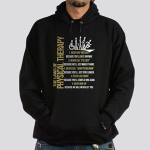 The Laws Of Physical Therapy T Shirt Sweatshirt