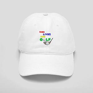 Shea Lives for Golf - Cap