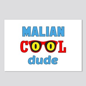 Malian Cool Dude Postcards (Package of 8)