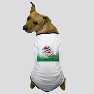 Pink Bonsai Dog T-Shirt