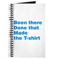 Made The T-shirt Journal