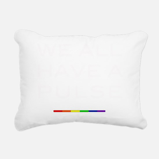 Funny We have all the fossils Rectangular Canvas Pillow