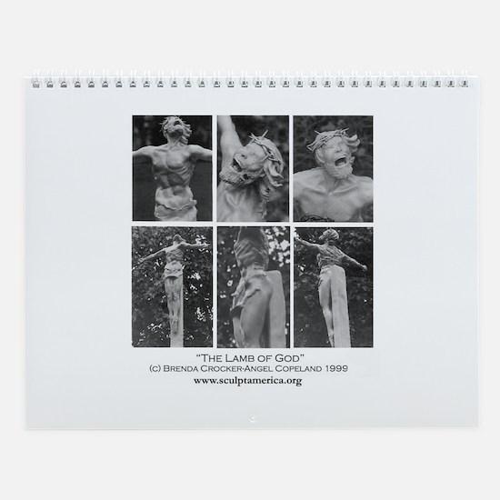 Lamb of God (c) Brenda Crocker Wall Calendar