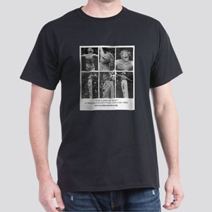 Lamb of God (c) Brenda Crocker Dark T-Shirt