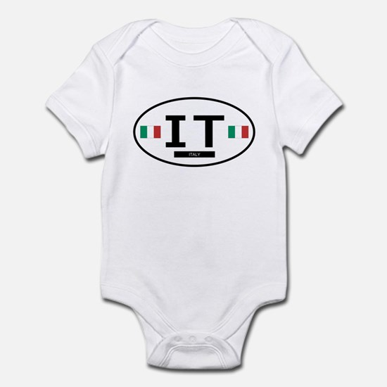 Italy 2F Infant Bodysuit