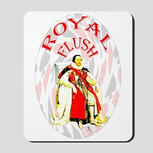 Royal Flush Mousepad