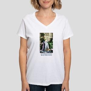 Mata Hari Women's V-Neck T-Shirt