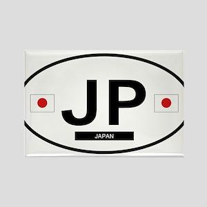 Japan 2F Rectangle Magnet