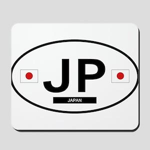 Japan 2F Mousepad