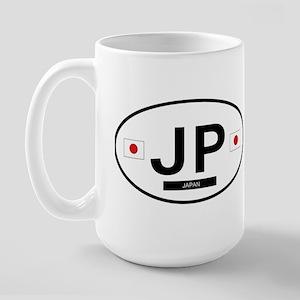 Japan 2F Large Mug