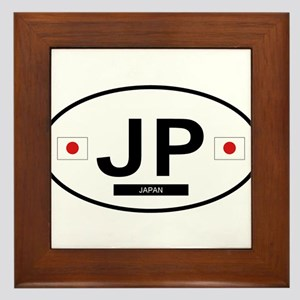 Japan 2F Framed Tile