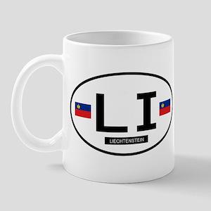 Lichtenstein 2F Mug