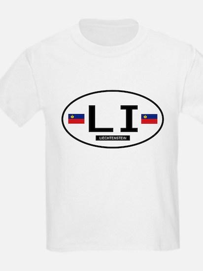 Lichtenstein 2F T-Shirt