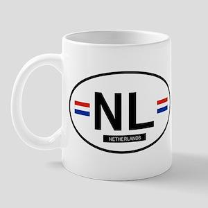 Netherlands 2F Mug