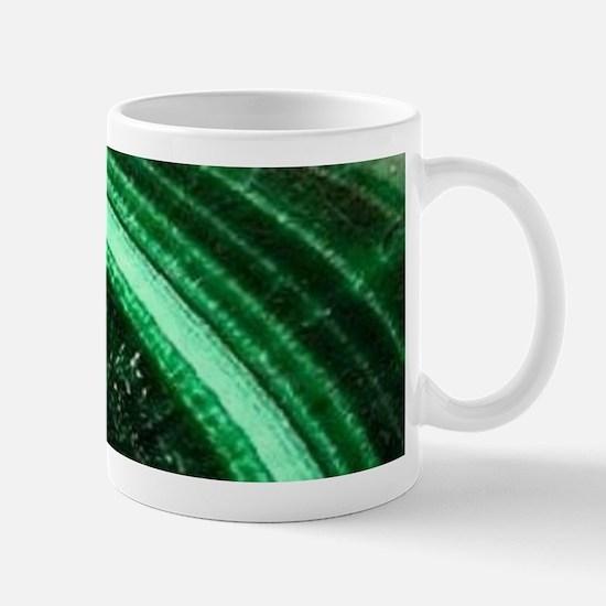 bohemian tribal gemstone emerald Mugs