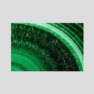 bohemian tribal gemstone emerald Magnets