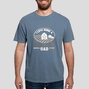 As Much As I Love Being A Farmer T Shirt T-Shirt