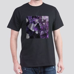 bohemian chic purple amethyst T-Shirt
