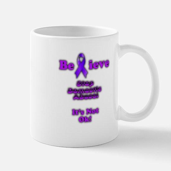 Domestic Abuse Awareness Mugs