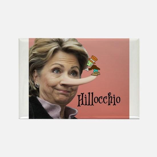 """Hillocchio"" Magnets"