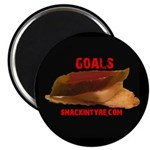 Snackintyre Goals 10 Pack Magnets