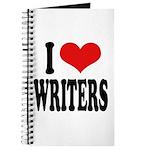 I Love Writers Journal