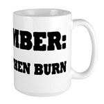 Remember, Pillage then Burn Large Mug