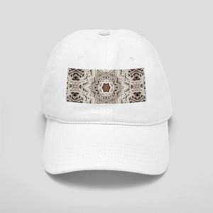 Boho tribal bohemian pattern Cap