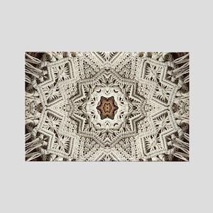 Boho tribal bohemian pattern Magnets