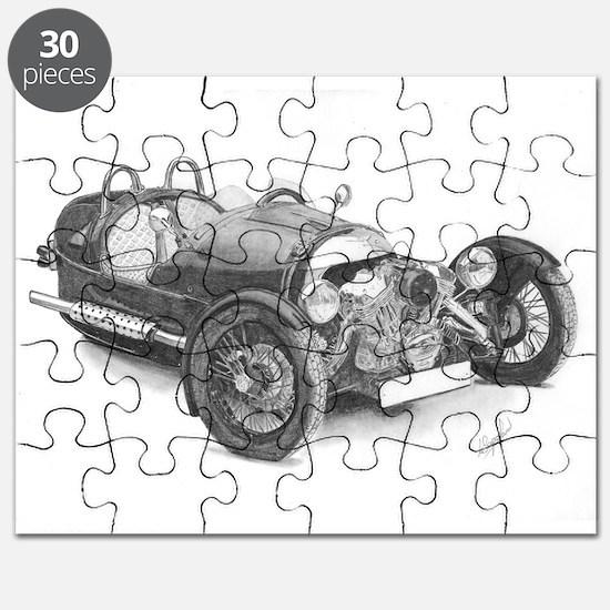 Cute Morgan Puzzle
