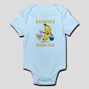 Bananas About Bowling Body Suit