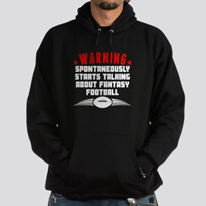 Talking About Fantasy Football Hoodie