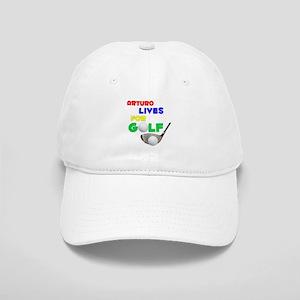 Arturo Lives for Golf - Cap