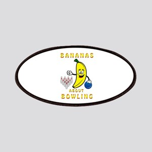 Bananas About Bowling Patch