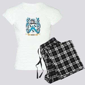 Hoby Coat of Arms - Family Crest Pajamas