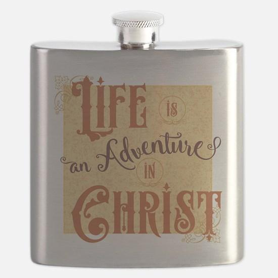 Adventure in Christ Flask