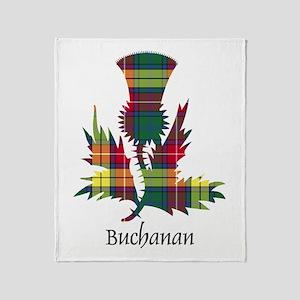 Thistle - Buchanan Throw Blanket