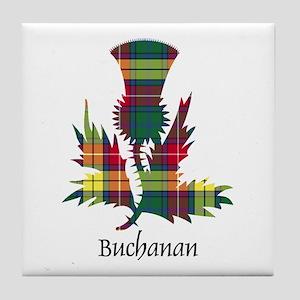 Thistle - Buchanan Tile Coaster